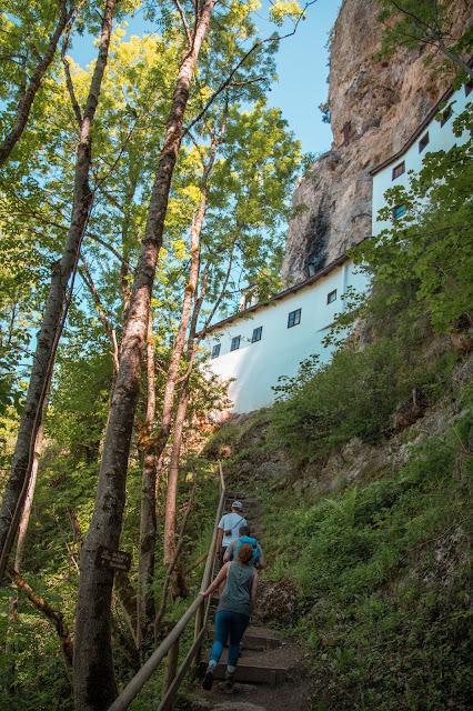 Wanderung zur Einsiedelei St. Georg bei Saalfelden  SalzburgerLand 05