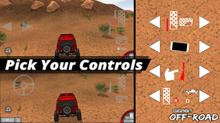 Gigabit Off-Road Mod v1.48 Apk + Data Terbaru Full Unlimited Money