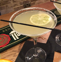 Photograph of the Classic Margarita