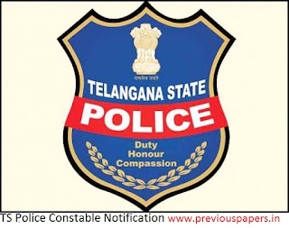 TS Police Constable Previous Papers/ Model Papers