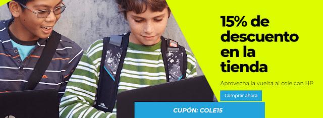 Top 10 PCs de sobremesa y monitores de la Vuelta al Cole de la HP Store