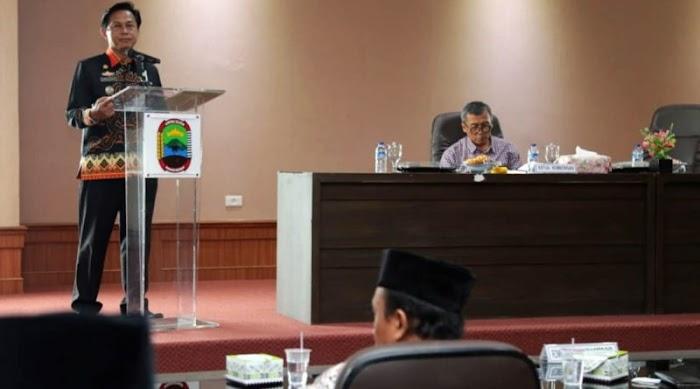 Komisi A DPRD Kab.Pati Jawa Tengah Gelar Kungker Ke Lamsel.