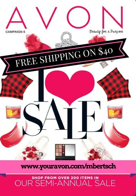 Avon Campaign 6 2017 Brochure - Current Catalog Online