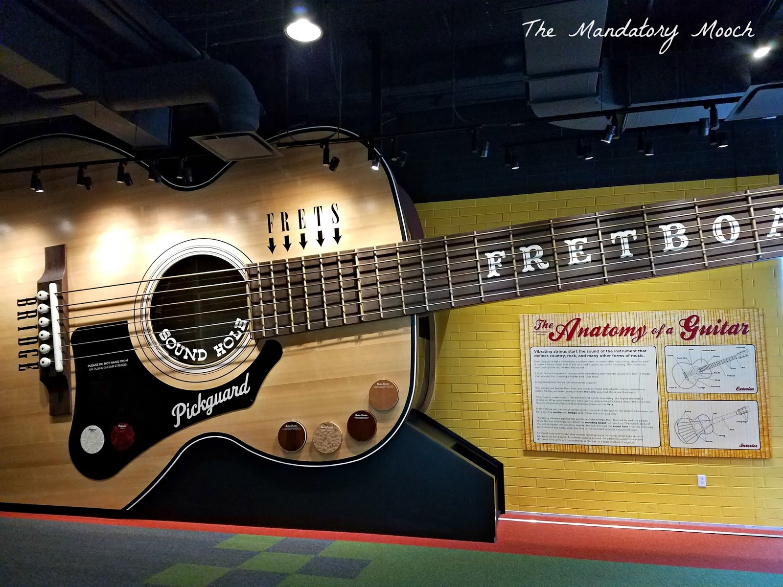 The Mandatory Mooch: Travel Attractions: The Country Music Hall of ...