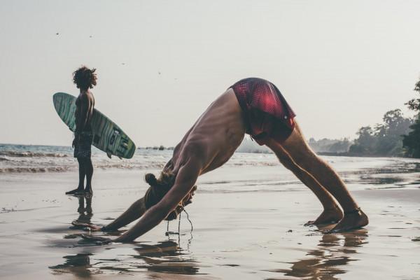 Tư thế Yoga có lợi cho sức khỏe tim mạch