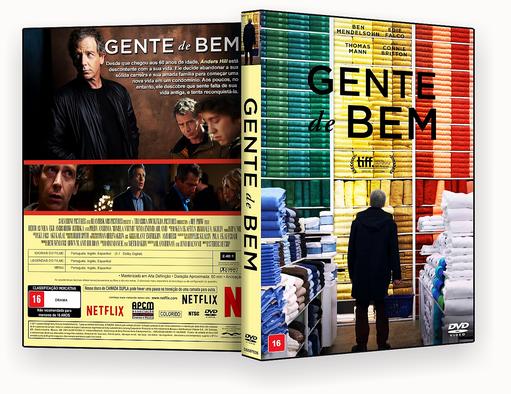 CAPA – Gente do Bem 2018 DVD-R AUTORADO