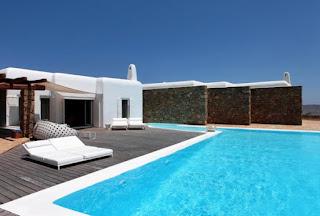Classic Greek Home
