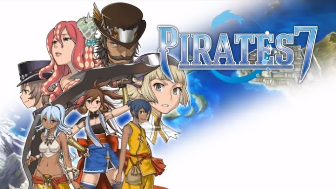 2D Strategy RPG Pirates 7 is heading to Nintendo Switch