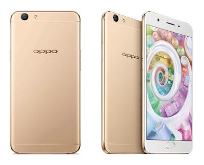 Harga Oppo F1S Terbaru, Andalkan RAM 4GB dan Selfie Expert