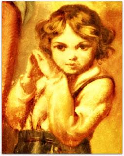 Roberto Locatelli em 'Nossa Senhora e As Crianças', de Aldo Locatelli