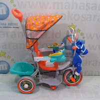 kuda pesawat family baby tricycle