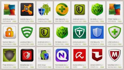 Aplikasi Android Terbaik Antivirus dan Keamanan