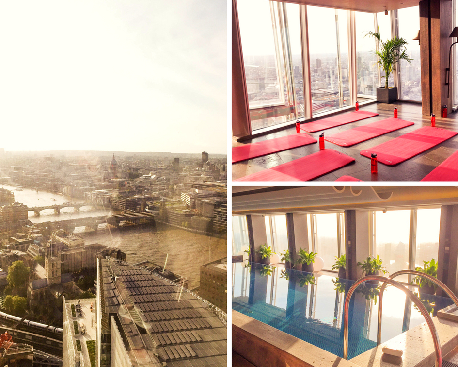 The Shangri-La Hotel, The Shard, London