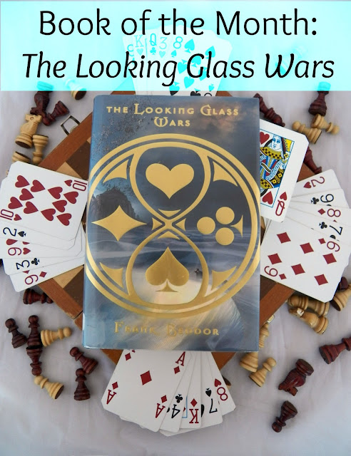 Book of the Month: The Looking Glass Wars