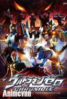 Ultraman Zero The Chronicle -  2017 Poster