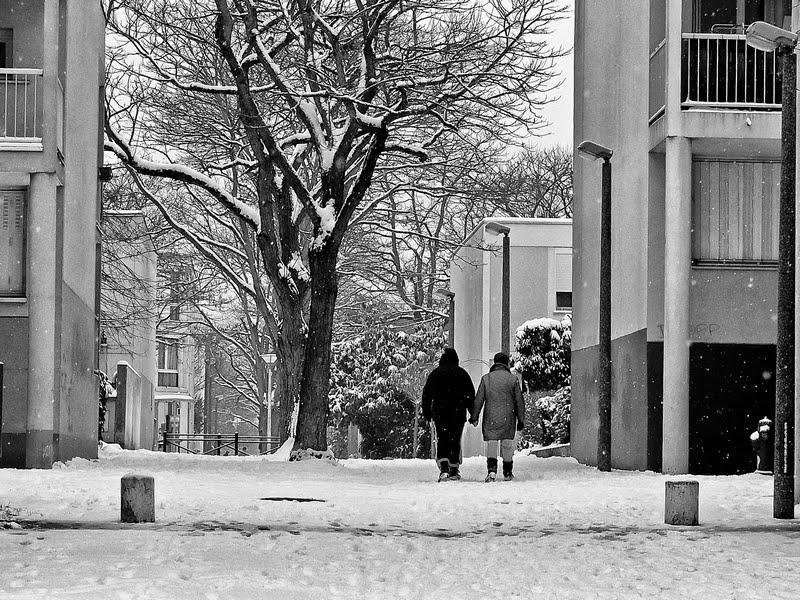 evry daily photo promenade hivernale dans evry 5. Black Bedroom Furniture Sets. Home Design Ideas