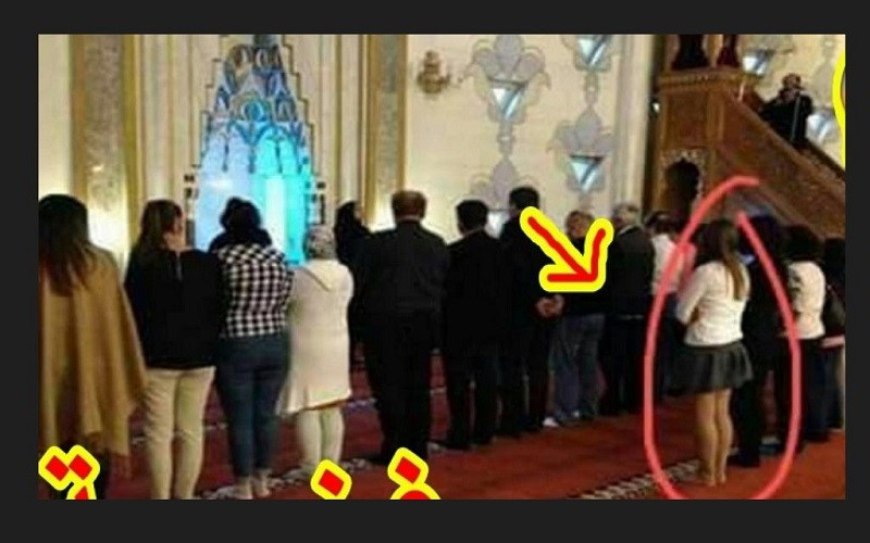 "Résultat de recherche d'images pour ""مسجد فاطمة.. أول مسجد يسمح بالاختلاط والمرأة"""