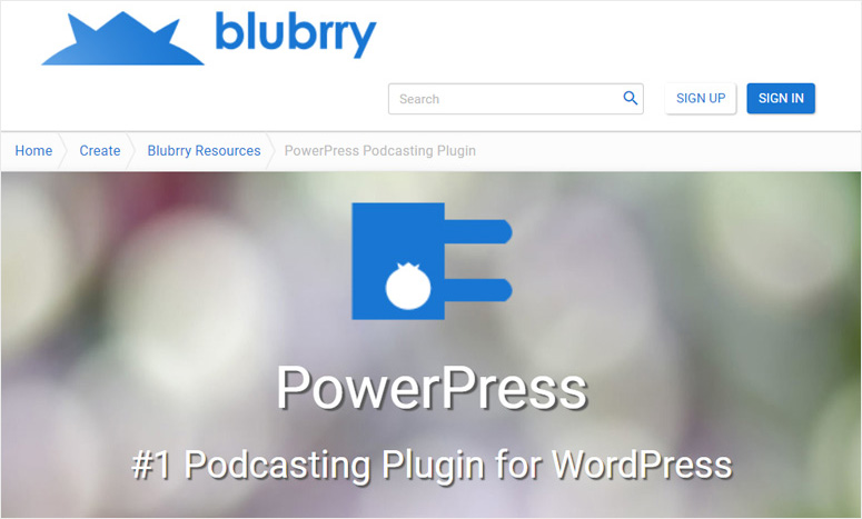 PowerPress oleh Blubrry