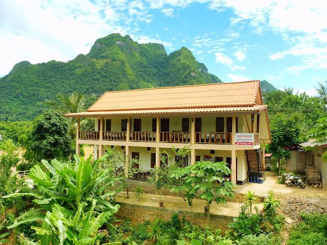 nong khiaw alojamiento