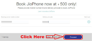 book jio phone online india