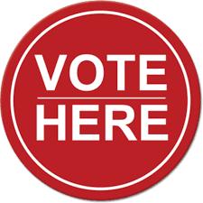 Vote Here Button