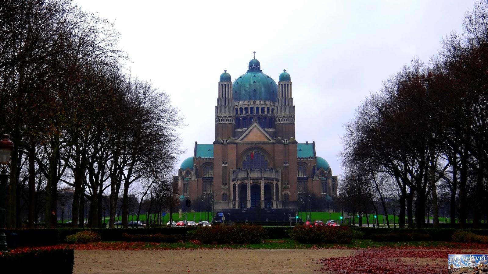 Basilique du Sacré-Cœur de Bruxelles