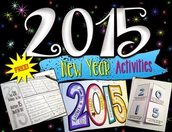 2015 New Year Activities