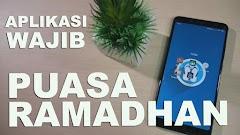 5 Aplikasi Penting !!! Penunjang Ibadah Puasa Di Bulan Ramadhan