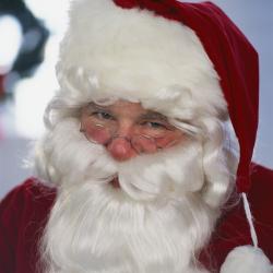 photo d'un Père Noël