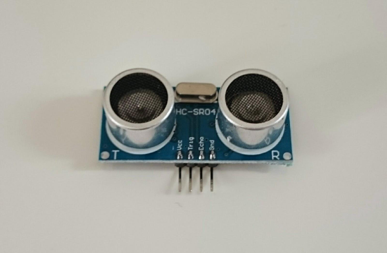 michaelsarduino entfernung messen mit einem ultraschallsensor. Black Bedroom Furniture Sets. Home Design Ideas
