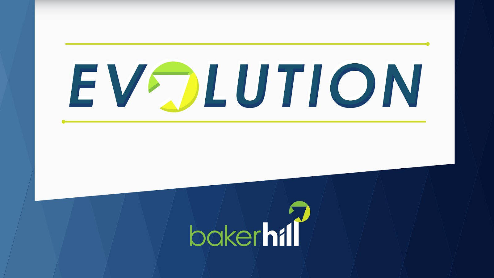 Event Logo - Baker Hill Evolution