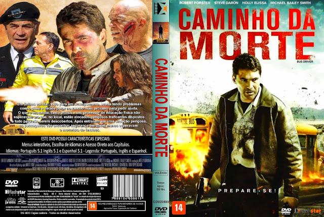 Capa DVD Caminho Da Morte