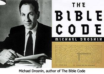 Michael Drosnin, autor del libro «El Código de la Biblia»