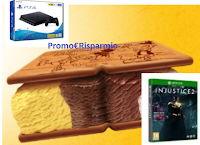 Logo ''Vinci con Cucciolone Maxi'' : in palio 122 PS4 Sony + 1 game Injiustice2