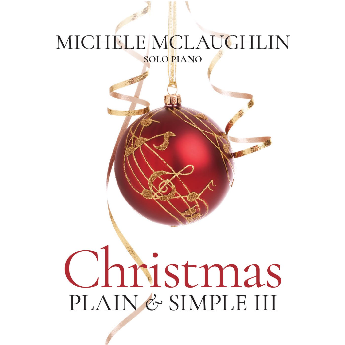 Instrumental Holiday Review: Michele McLaughlin-Christmas Plain and ...