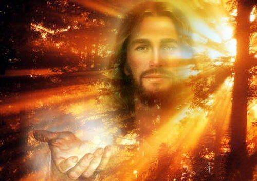 Resultado de imagen de jesús y el hombre