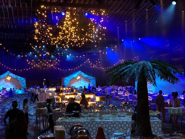 Iftar 2019 At Dubai Opera
