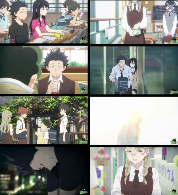 A Silent Voice 2016 Dual Audio