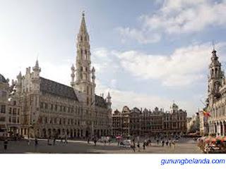 Apakah Belgia Kota Yang Besar