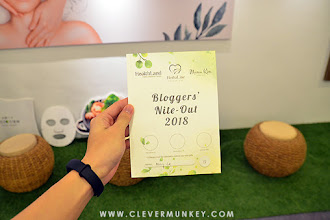 Bloggers' Nite-Out 2018 with HerbaLine's New Integrated Beauty & Wellness Outlet at Hartamas