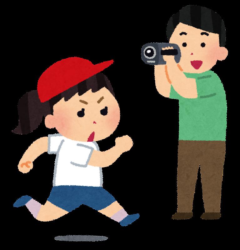 「ビデオ撮影イラスト」の画像検索結果