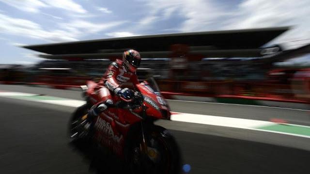 Dovizioso: MotoGP Catalunya Momen Kunci di Musim Ini