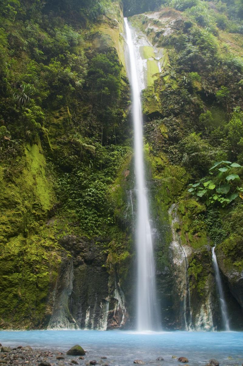 WISATA ALAM DI SIBOLANGIT  NATURAL WATER TOUR and