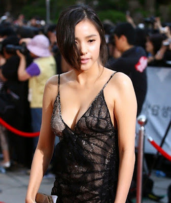 Min Hyo Rin Red Carpet