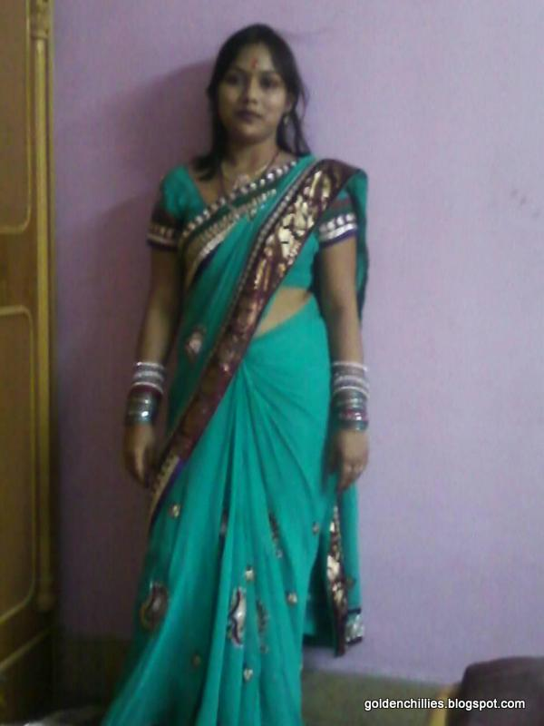 South Indian Real Housewife Hot Photo Gallery - Actress -8427