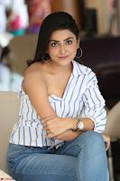 Avantika Mishra in One Shoulder Crop Top and Denim Jeggings ~  Exclusive 074.JPG