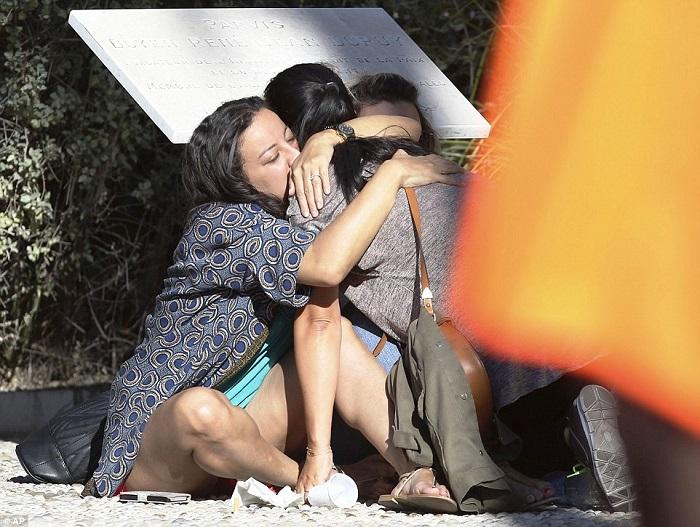 مراسل فرانس برس يروى لحظات الرعب على شاطىء نيس