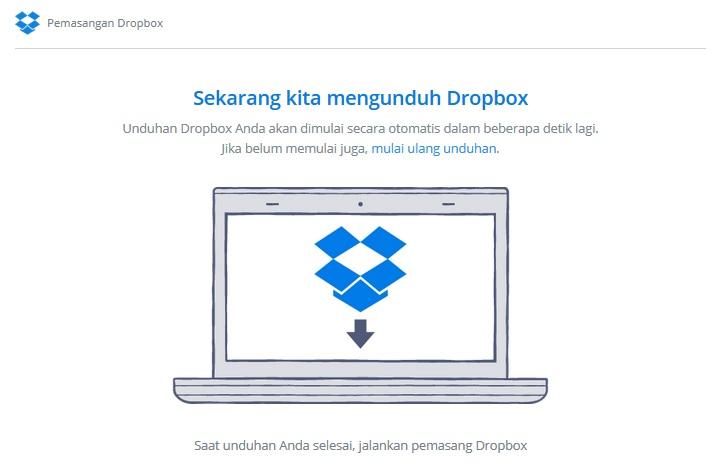 Cara Membuat Link Download Dengan Menggunakan Dropbox - Gado Gado