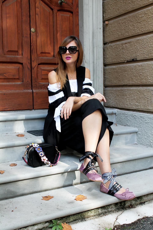 Francesca Focarini  fashion blogger italia amemipiacecosi