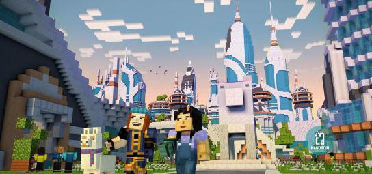 Minecraft: Story Mode - Season Two v1.0.1 Apk Full Download